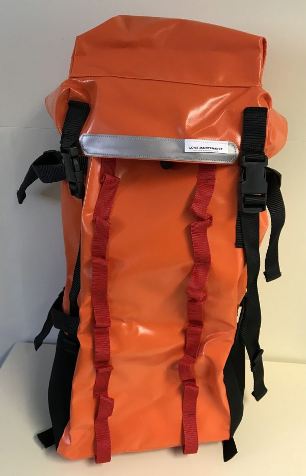 Straight forward, no faff, practical rucksack. Heavy duty and hard wearing.