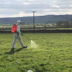 Lowe Maintenance PA6a Knapsack handheld spraying