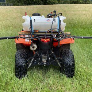 Lowe Maintenance Mounted Boom Sprayer PA2a