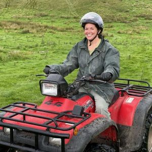 ATV Sit Astride and Trailer training course North Yorkshire