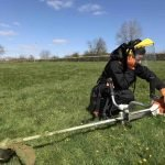 Safe use of Brushcutters and Trimmer