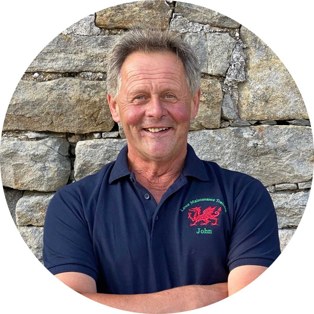 John Bownass Lead trainer for Pesticides within Lowe Maintenance