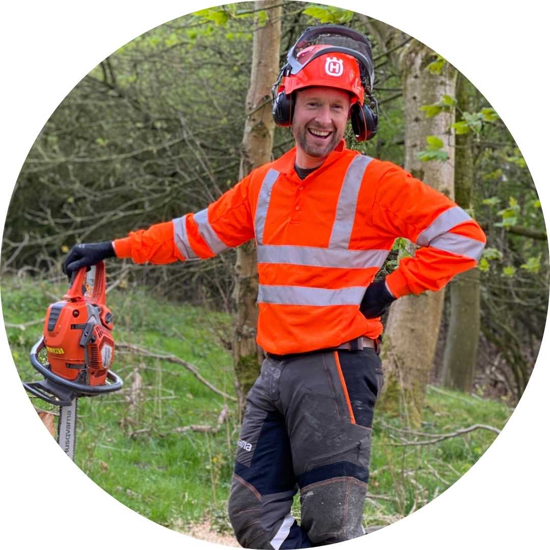 Ross Cannon Lead Trainer for Forestry, Ash Dieback and Tree Survey with Lowe Maintenance