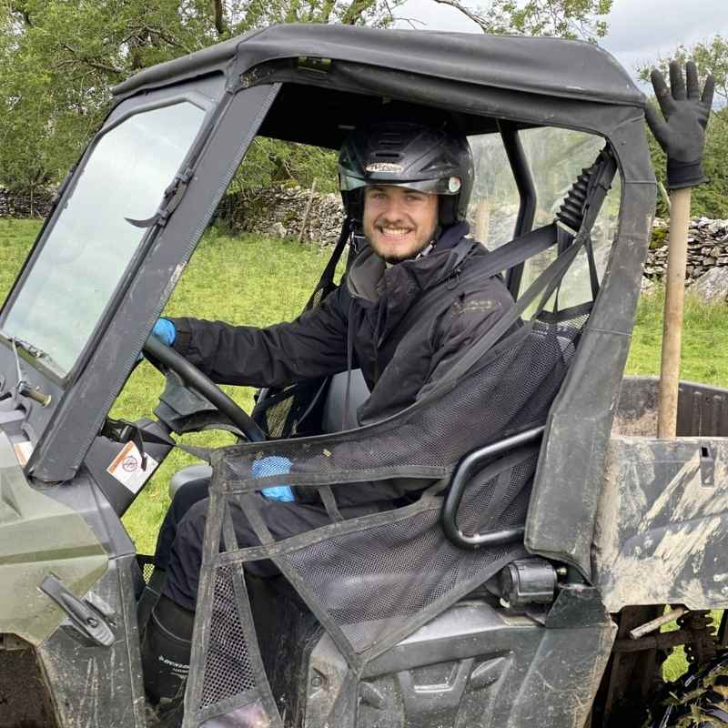 ATV Sit In (Polaris - Gator) and Trailer training course North Yorkshire